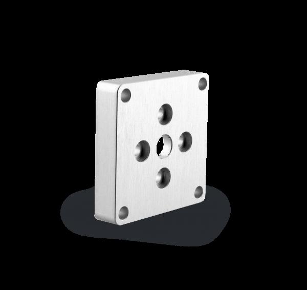 Adapterplatte Einzelansicht